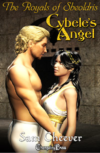 Cybele's Angel (The Royals of Sheoldris 2) by Sam  Cheever
