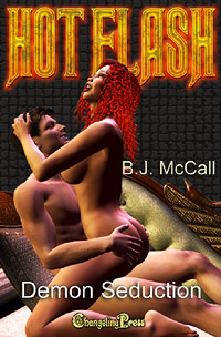 Demon Seduction by BJ McCall Excerpt 2