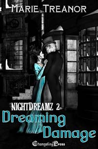 Dreaming Damage (NightDreamz 2) by Marie  Treanor