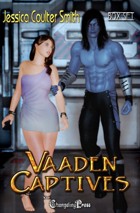 Vaaden Captives Box Set (Intergalactic Affairs 1) by Jessica Coulter  Smith