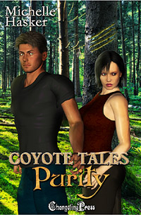 Purity (Coyote Tales 2) by Michelle  Hasker