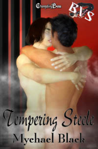 Tempering Steele (Black Velvet Society) by Mychael  Black