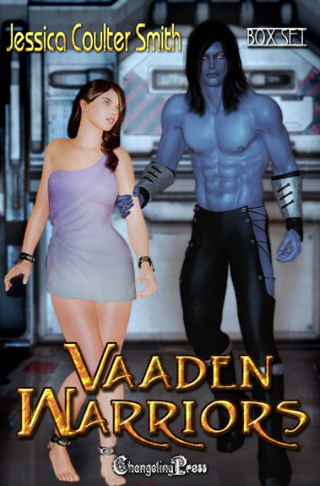 Vaaden Warriors Box Set (Intergalactic Affairs 2) by Jessica Coulter  Smith