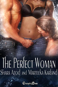 The Perfect Woman by Shara  Azod