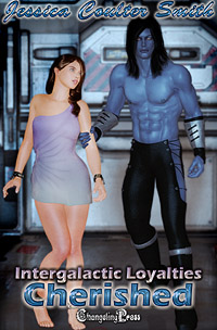 2nd Edition: Cherished (Intergalactic Loyalties 2) by Jessica Coulter  Smith