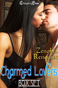 Charmed Lovers (Box Set) by Zenobia  Renquist