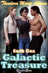 Galactic Treasure (Earth Con) by Theodora Marie  Adams