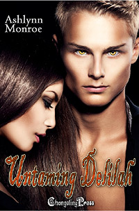 Untaming Delilah (Destined Mates 1) by Ashlynn  Monroe