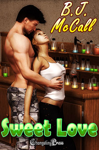 Sweet Love by B.J. McCall excerpt