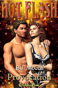 Provocation by B.J. McCall Excerpt