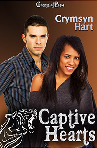 Captive Hearts (Shift, Inc 2) by Crymsyn  Hart