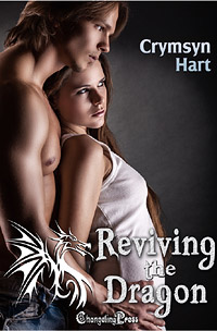 2nd Edition: Reviving the Dragon (Shift, Inc 4) by Crymsyn  Hart