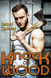 Knock on Wood (Love in the Wild 1) by Saloni  Quinby