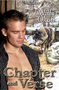 Chapter and Verse (Omega Wolves 7) by Willa  Okati