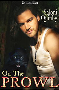 On the Prowl (Love in the Wild 2) by Saloni  Quinby