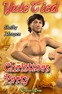 Christmas Party (Yule Tied) by Shelby  Morgen