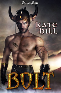 Bolt (Fangs and Fists 1) by Kate  Hill
