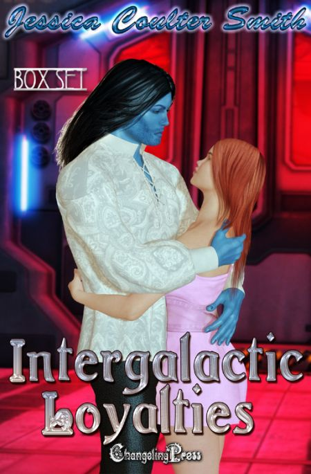 Changeling Series Spotlight August 2017 -- Intergalactic Part 2 (Excerpt from Fated)