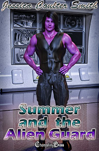 Summer and the Alien Guard (Intergalactic Brides 11) by Jessica Coulter  Smith