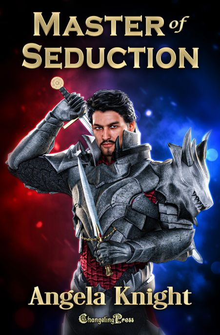 Master of Seduction (Merlin's Legacy 1) by Angela Knight