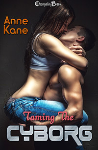 Taming the Cyborg (Terras Five 2) by Anne  Kane