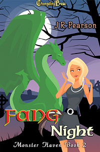 FANG Night (Monster Haven 2) by J R  Pearson