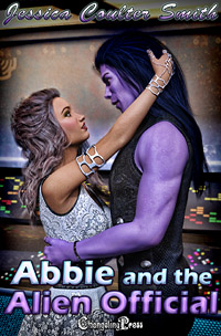 Abbie and the Alien Official (Intergalactic Brides 14) by Jessica Coulter  Smith