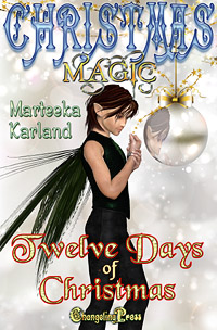 Twelve Days of Christmas (Christmas Magic) by Marteeka Karland (Excerpt)