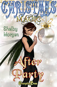 Christmas stories from Shelby Morgen (Excerpt(s) -- Two of them :-D )