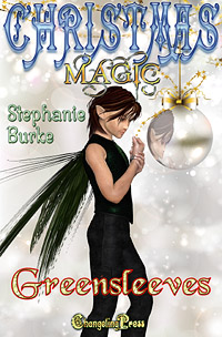 Greensleeves (Christmas Magic) by Stephanie Burke (Excerpt)