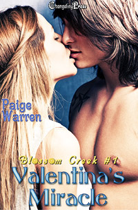 Valentinas Miracle (Blossom Creek 1) by Paige Warren