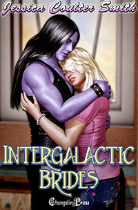 Intergalactic Brides Vol. 1 (Box Set) by Jessica Coulter  Smith