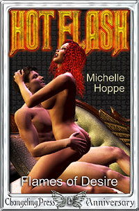 Flames of Desire by Michelle  Hoppe