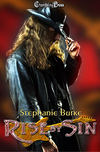 Rise by Sin (Sympathy for the Devil 3) by Stephanie  Burke
