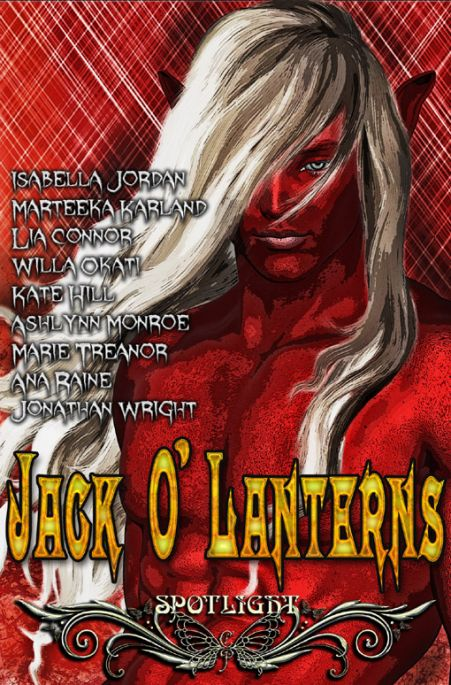 Jack-O-Lanterns (Print) (Jack-O-Lanterns Multi-Author 13)