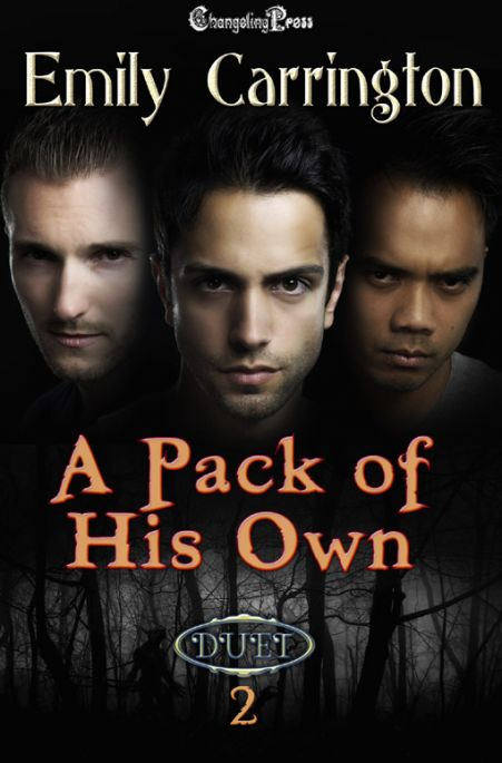 A Pack of His Own (Duet) Vol. 2 (A Pack of His Own 2)
