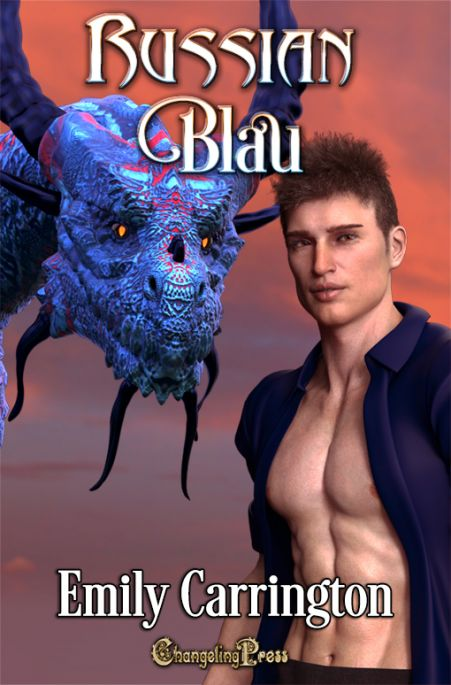 Russian Blau (Dragon Schooled 1)