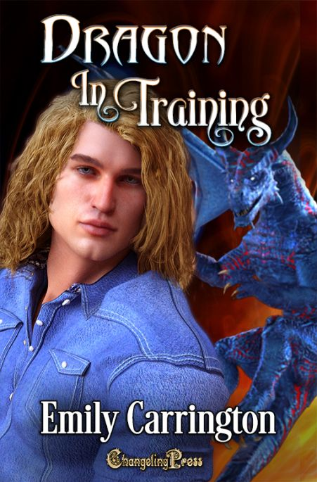 Dragon in Training (Dragon in Training 1)