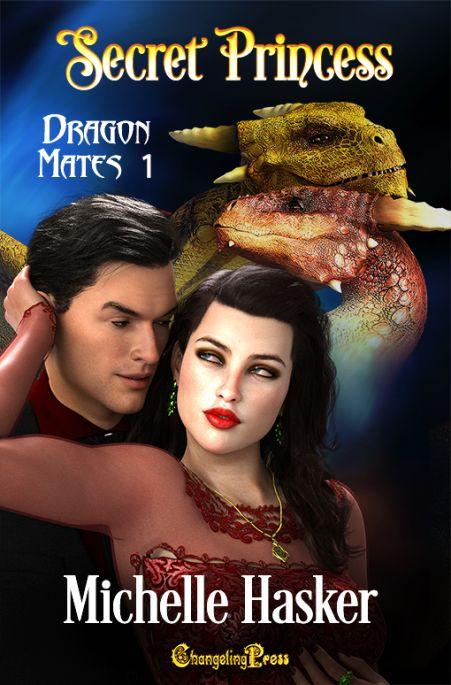 Secret Princess (Dragon Mates 1)