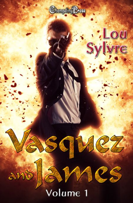 Vasquez and James Vol. 1 (Vasquez and James 1)