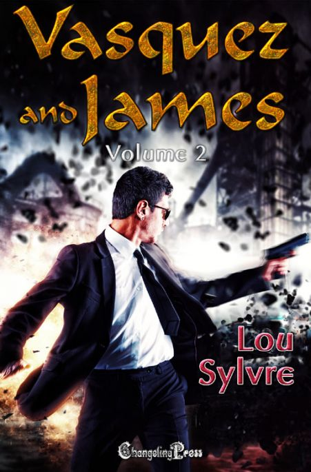 Vasquez and James Vol. 2 (Vasquez and James 2)