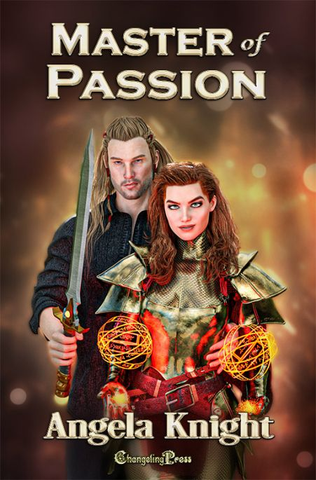 Master of Passion (Merlin's Legacy 4)