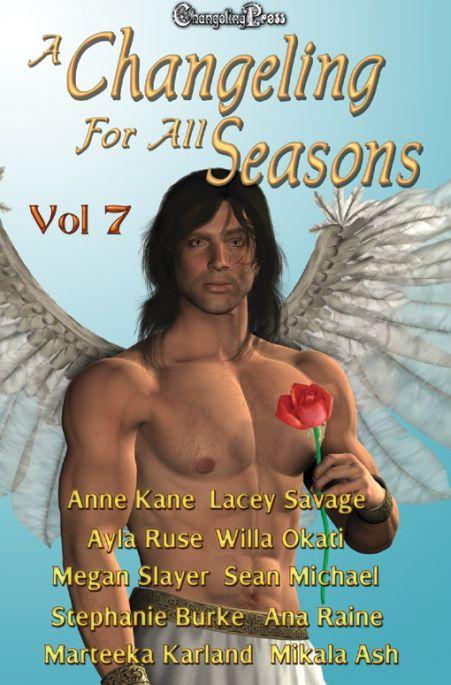 A Changeling For All Seasons 7 (Print) (Changeling Seasons (Print) 7)