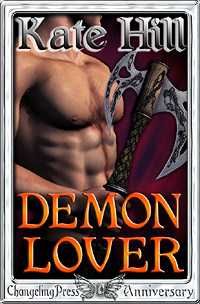 Demon Lover by Kate  Hill