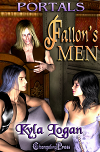 Fallon's Men by Kyla  Logan