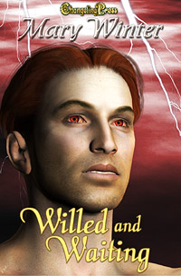 Willed and Waiting by Mary  Winter