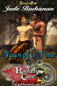 Faun of a Time (Rookery Cove) by Jade  Buchanan