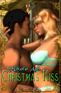 Christmas Kiss by Mikala  Ash
