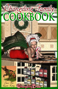 Changeling Family Cookbook by Changelings