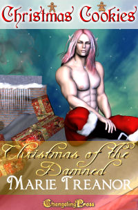 Christmas of the Damned (Christmas Cookies) by Marie  Treanor